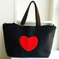 Women Canvas Shoulder Bag Vintage Retro Satchel Travel Tote Bag Handbag New