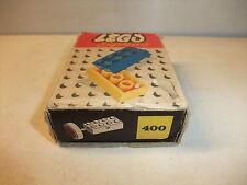 m Rarität LEGO System 400 Spielzeug Bausteine Originalverpackung 50er-60er Jahre