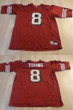 Men's San Francisco 49ers Steve Young L Vintage Nike Jersey Jersey