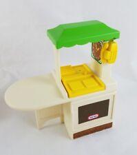Little Tikes Dollhouse Kitchen Stove Sink Table Phone Clock Etc
