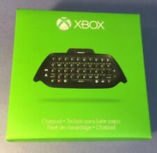 Official Microsoft XBOX ONE Chatpad & Chat Headset NEW