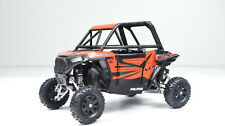 Polaris rzr xp1000 Quad ATV Orange escala 1:18 de Newray