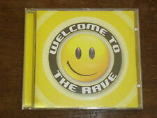 WELCOME TO THE RAVE- Compil CD