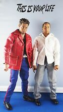 FIGHT CLUB 1/6 ACTION FIGURES - BRAD PITT & EDWARD NORTON