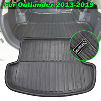 Boot Cargo Liner For Mitsubishi Outlander 13-20 Rear Trunk Tray Floor Mat Carpet