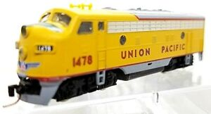 MTL Z 980 01 010 F7 Union Pacific Powered A-Unit Locomotive # 1478 (Tested) LNIB