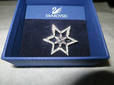 Swarovski Pleasure Brooch New in Swarovski Box and all Tags. Item #1106487
