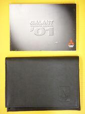 Galant Sedan 01 2001 Mitsubishi Owner's Manual DE ES GTZ ESV6 LSV6 All Models
