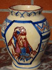 Perrotte Pontivy vase en céramique