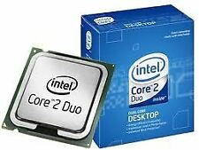 Intel Core 2 Duo E7400 Processeur Cpu - 2.8GHz/3 Mo/1066-SLB9Y