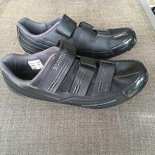 Shimano Sh-Rp200 Road Cycling Shoes Shoe Black Size 29.8, 11.8Us, 47 w/cleats