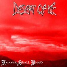 Desert Of Ice - Heaven Shall Bleed [New CD] UK - Import