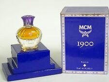 RARE VINTAGE 80's MCM 1900 0.5 oz PARFUM Ref 3010 * NEW IN BOX