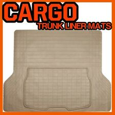Fits  NISSAN  ROGUE  ALL WEATHER SEMI CUSTOM CARGO MAT /  BEIGE