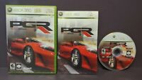 PGR 3 Project Gotham 3 Microsoft Xbox 360 Complete Tested 1 Owner Near Mint Disc