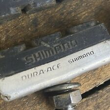 648 Vintage Pair Shimano Dura-Ace EX Brake Shoes Block Pads