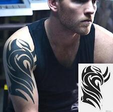 1PCS Big Size 18 x 22cm Waterproof Man Fashion Temporary Tattoo Stickers Perfect