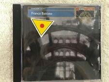 FRANCO BATTIATO CD SHADOW , LIGHT HEMISPHERE 1995 EMI