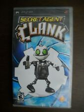 Secret Agent Clank - New and Sealed! - Sony PSP - 2008