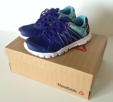 Reebok Your Flex Memory Tech Trainette Trainers Sneakers Shoes Womens Sz 6.5