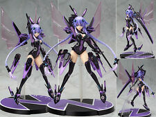 Game Hyperdimension Neptunia Victory Neptune Purple Heart Wing Figure Figur 32cm
