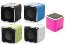 Portable USB Music Angel Player Mini Speaker For PC MP3/4 Micro SD/TF Solt