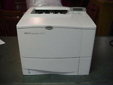 HP Laserjet 4100 4100n Laser Printer *REFURBIshed*  warranty COUNT 55,780