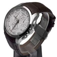 Tissot Couturier Chronograph Silver Dial Men's Watch T0356171603100