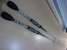 2 Abu Garcia Max Z spinning rods 7 foot medium action