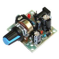 3V-12V LM386 Super MINI Verstärker Board DC Verstärker Modul Lautsprecher G6F1