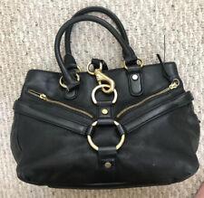 BCBGirls BCBG Black Leather purse w