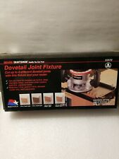 "Sears Craftsman 8"" Dovetail Joint Fixture and Router Template Set 92570 - NEW"