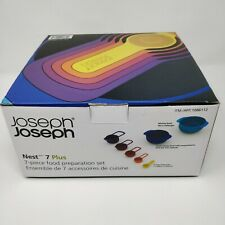 Joseph Joseph Nest 7 Plus Comfort Food Preparation Set
