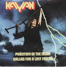 7inch KAYAKphantom of the nightHOLLAND 1978 EX (S2371)