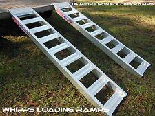 Quad Bike Loading Ramps 1.6 metres long x 280mm wide Australian Made