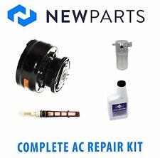 For Chevrolet V10 V20 Suburban 1988 Complete A/C Repair Kit Compressor w/ Clutch