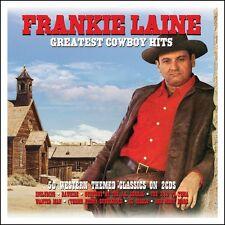 Frankie LAINE-Greatest Cowboy Hits 2 CD NEUF