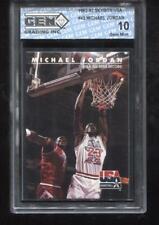Michael Jordan 1992-93 Skybox USA Team #43 HOF Chicago Bulls GEM MINT 10