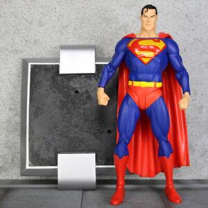 "DC Direct Collectibles Alex Ross Justice Series Set SUPERMAN 7"" Action Figure"