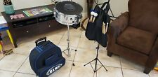 Mapex snare drum set