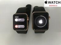 Apple Watch Series 3 - Rose gold - GPS - GPS + Cellular Sport Band Cellular- 38M