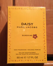 Marc Jacobs Daisy Sunshine Eau De Toilette 50ml Brand New/sealed