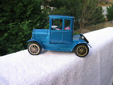 Vintage Tin Model T Friction Car Made In Japan