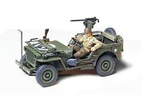 35219 Tamiya Jeep Willys Mb. 1/4-Ton Truck 1/35th Plastic Kit 1/35 Military