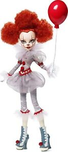Monster High IT Pennywise Collector Doll 12-inch Doll Clown Costume FREE SHIP