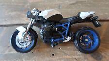 "6.75"" Maisto BMW S1000RR metal diecast model motorcycle racing sport toys"
