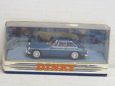 MG B GT 1965 in blau, Dinky DY-3, OVP, 1:43