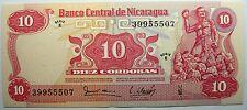 - Très beau billet - NICARAGUA - 10 Cordobas - 1979 - Neuf -