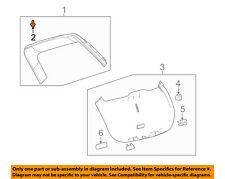 Lincoln FORD OEM MKT Liftgate Tailgate Hatch-Lower Gate Trim Clip W714372S300