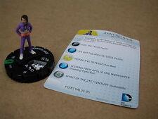 Nr 032 JENNY QUANTUM                            +CARD /DC   HEROCLIX